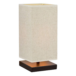 Best Touch Lamps Revel/Kira Home Lucerna TOUCH Bedside Table Lamp