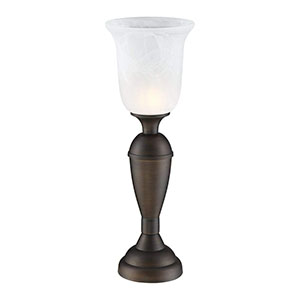 Best Touch Lamps Uplight High Bronze Finish Touch On-Off Table Lamp